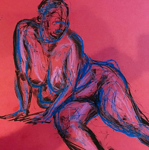 Life Drawing - March 2019