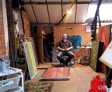 Studio and Artist 2017