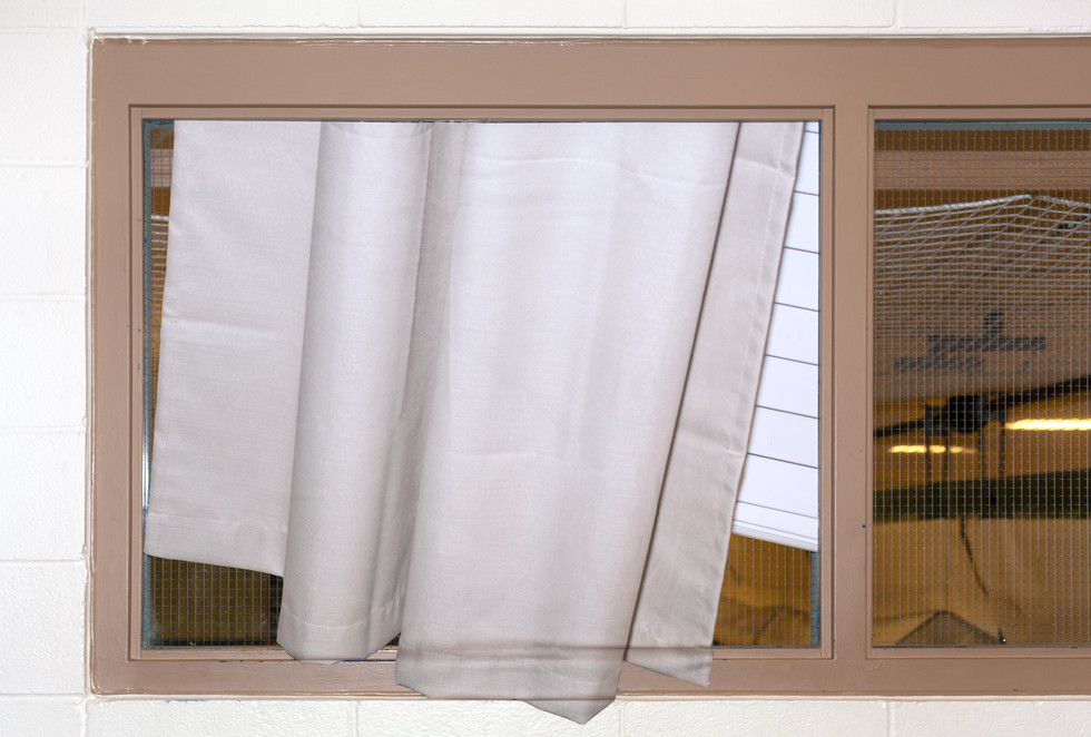 Remodel (interrupted curtain)