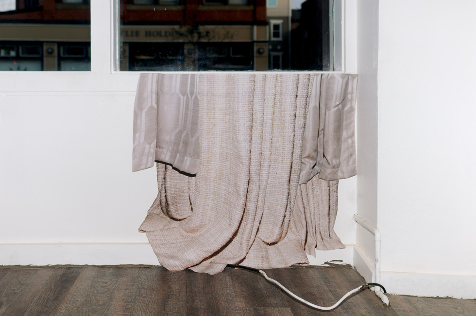 Remodel (floating curtain)