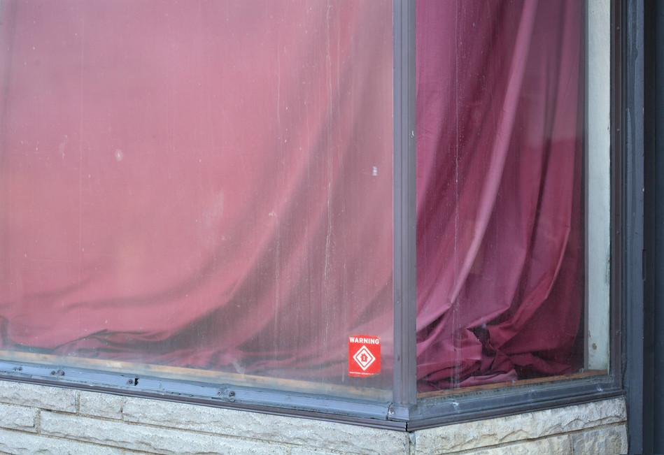 Remodel (suspicious curtain)