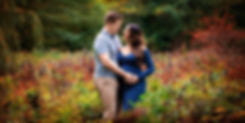 Outdoor & Studio Maternity Photography | Amber Theresa Photography | Vancouver, Burnaby, Richmond, Surrey