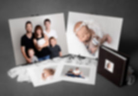 Newborn and Family Portrait Order Collection | Amber Theresa Photography | Vancouver, Burnaby, Richmond, Surrey