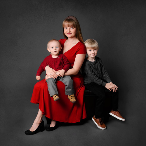2020 Christmas Limited Edition Family Photo Sessions