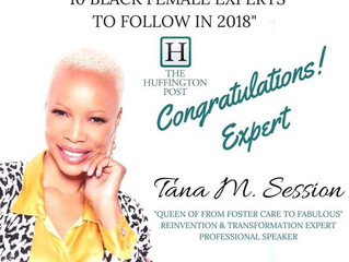Top Female Experts to Follow in 2018 (Huffington Post)