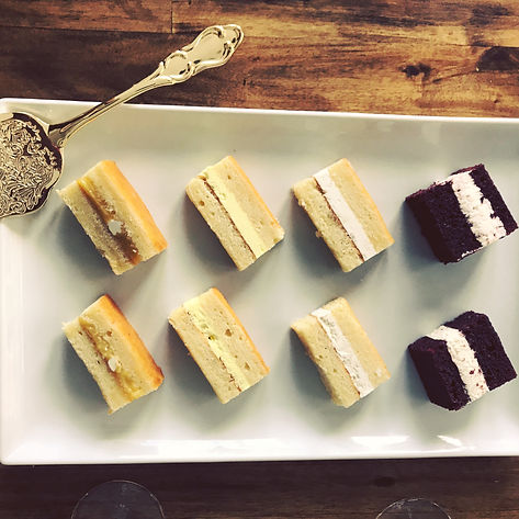 Wedding Cake Tasting.How Does A Wedding Cake Tasting Work