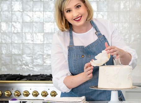 New Online Cake Decorating Classes