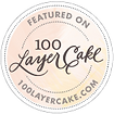 100 Layer Cake Featured Logo