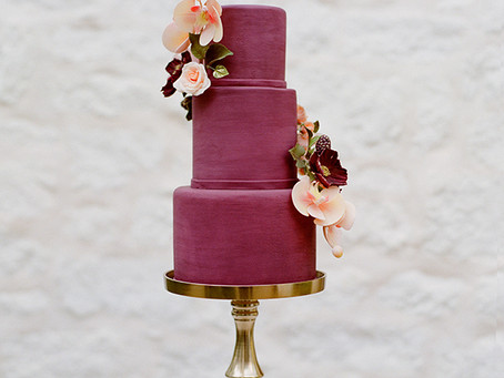 2021 Wedding Cake Trends