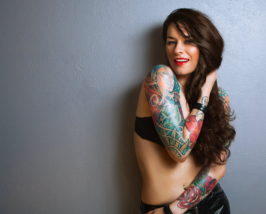 Tattooed Girl