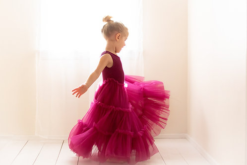 Sugar Plum Fairy Girls Dress