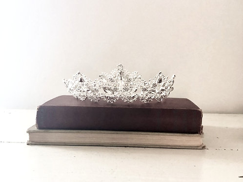 Penelope Silver Princess Crown