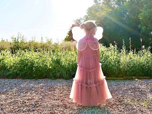 Light Pink Fairy Wings
