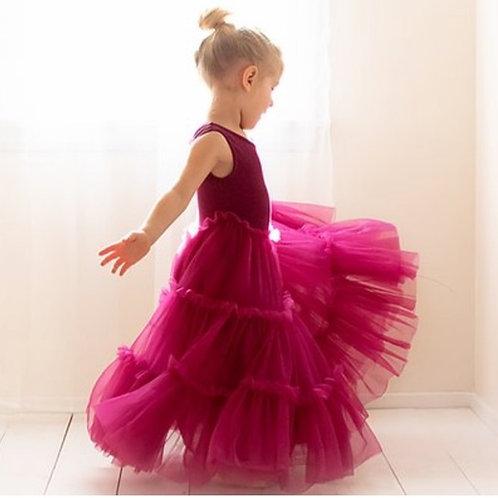 Sugar Plum Fairy Toddler Girl Dress