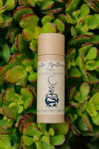 Poppy Lip & Cheek Shimmer Tint