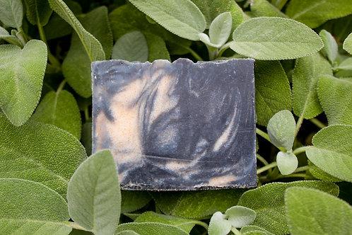 Exfoliating Sandalwood Soap