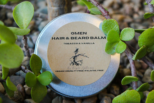 Tobacco & Vanilla Hair & Beard Balm