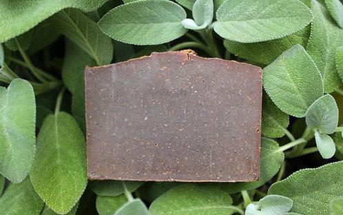 Exfoliating Coffee & Vanilla Soap