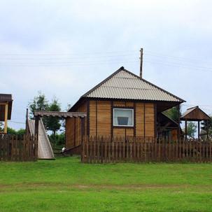 Туристическая база «Рыбная заимка»