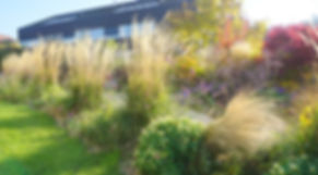 Balanced-Garden, Kiesrabatte
