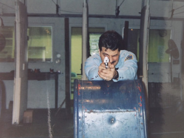 Al Liberatore - BPD Gun RangeJPG