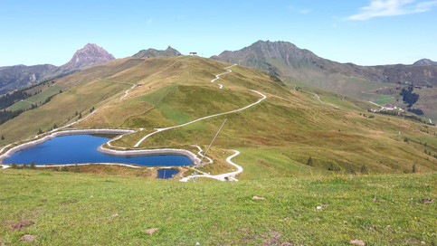 Wanderweg Panoramaalm