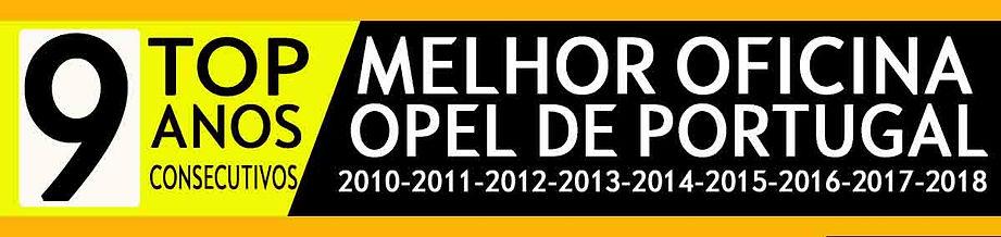 Melhor Oficina Opel de Portugal
