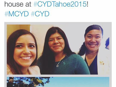 MCYD Attends CA Young Democrats Retreat in Tahoe!