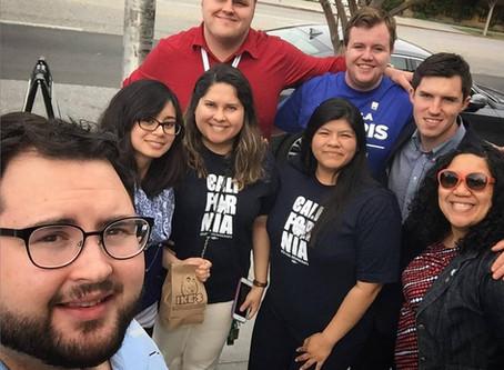 MCYDs attend CA Democratic Convention