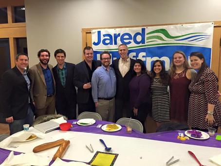 Marin County Democratic Party Mardi Gras Dinner