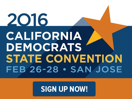 California State Convention 2016