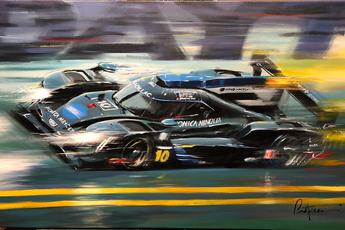 Cadillac and Wayne Taylor Racing Win the Rolex 24 at Daytona!!