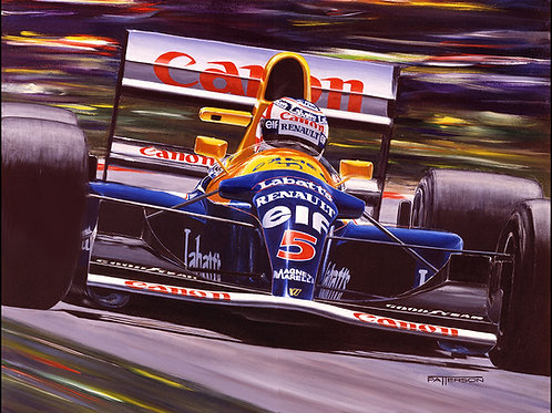 Nigel Mansell, World Champion