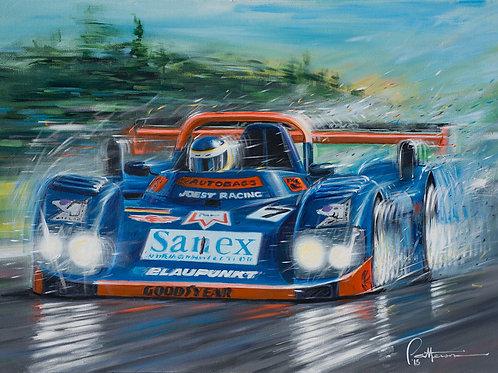 Davy Jones wins Le Mans!