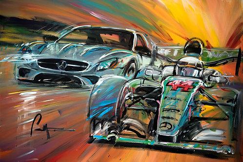 Pirelli P-Zero Mercedes
