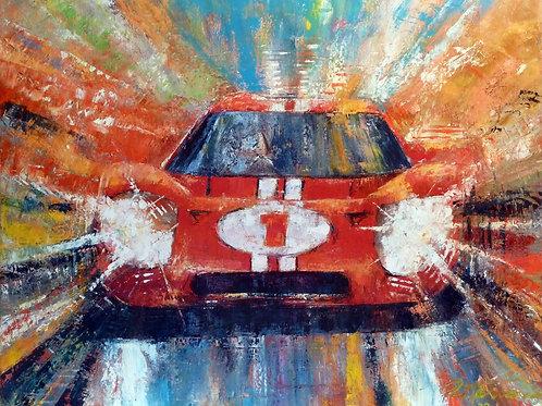GT 40 Le Mans 1963