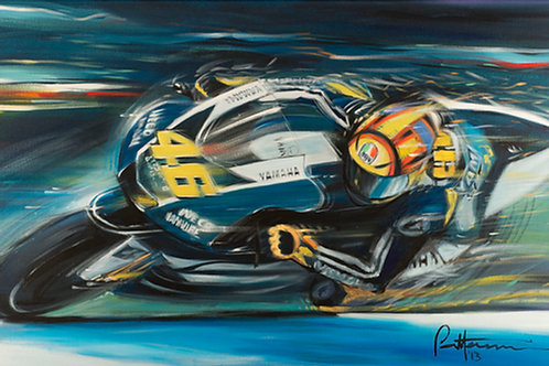 Vale 2013, Rossi Returns - Limited Edition Print