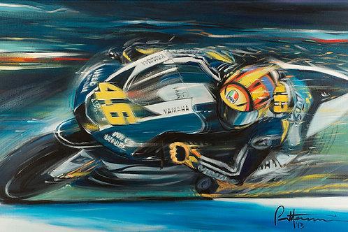 Vale 2013, Rossi Returns