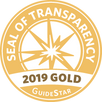 GuideStar Gold Certified!