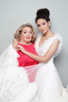 Sissi Nylia Benita ja Maire Villenthal
