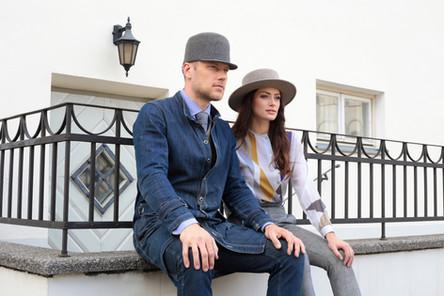 Ingrid Margus ja Martin Saar