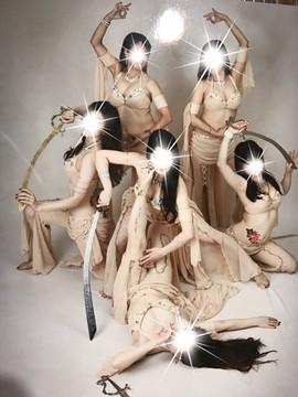 Oriental・剣舞 6名
