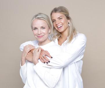 Tiina ja Liisa