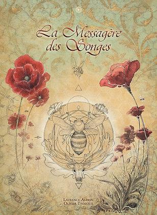 """Conte illustré """"La Messagère des Songes"""""""