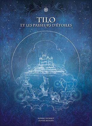 """Conte illustré """"Tilo et les passeurs d'étoiles"""""""