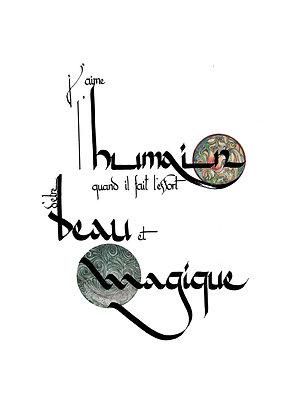 4 - J'aime l'Humain