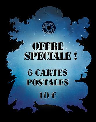 Offre Spéciale cartes postales