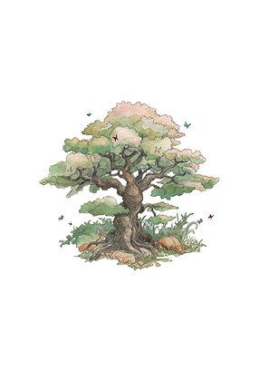 16 - Petit arbre
