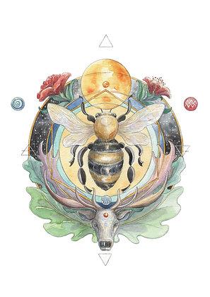63 Symbole Cerf