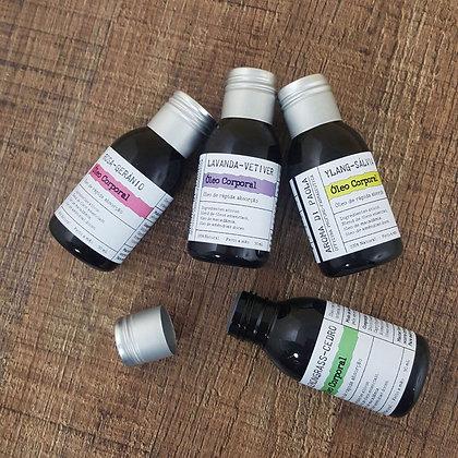 Óleo hidratante 100% natural